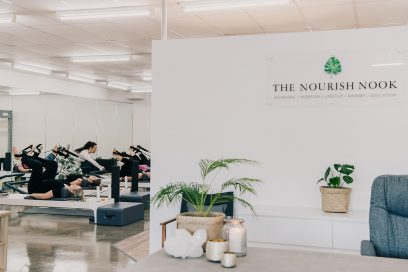 The Nourish Nook Welcomes You!