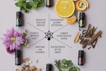 Essential Oils Workshop with Laura Earl